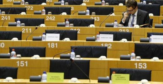 Politologas: Lietuvoje EP rinkimuose nepasitvirtino ES tendencijos