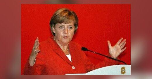 Europos valiutos fondas gali būti įkurtas tik pakeitus ES sutartį, sako A.Merkel