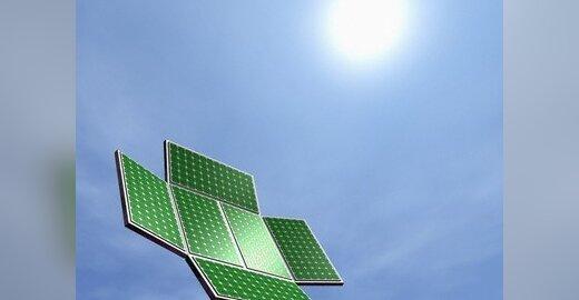 Saulės energijos kolektorius