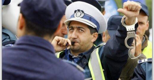 Graikijoje dar vienas streikas, Rumunijoje – didžiausias per 20 metų