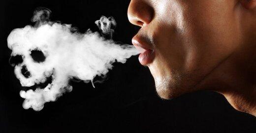 Tabako dūmuose paskendę interesai