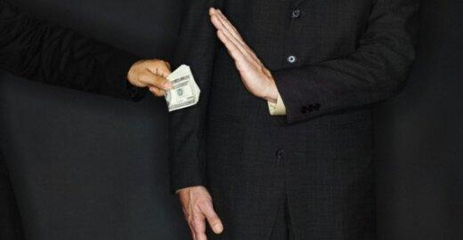 ES sukūrė svetainę, skirtą anonimiškai pranešti apie korupciją