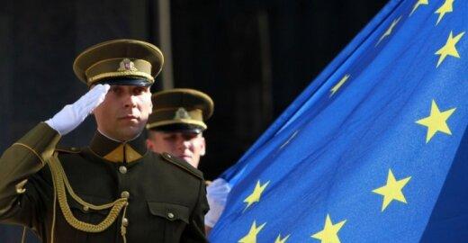 Tyrimas: ES lietuviai vertina palankiau nei kiti europiečiai
