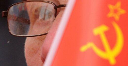 Ukrainos komunistai kelia vėjus prieš ES
