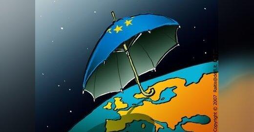 """""""The Washington Post"""": Europos Sąjunga miršta"""