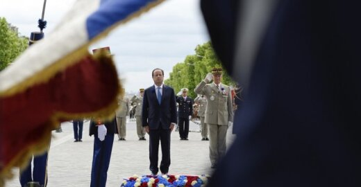Pergalės diena Prancūzijoje