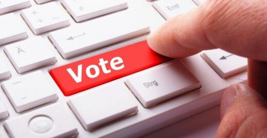 EP rinkimuose elektroniniu būdu jau balsavo 50 tūkst. estų
