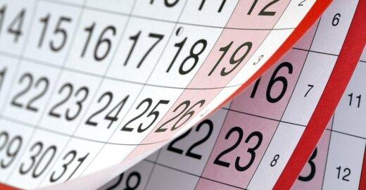Po 100 dienų – vienas svarbiausių įvykių per artėjančius penkerius metus