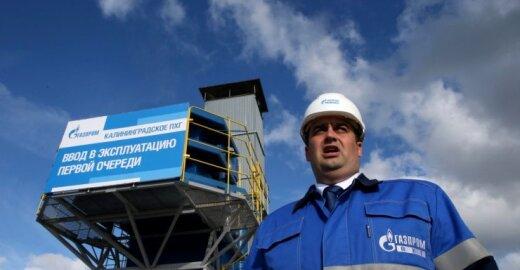 Europai nė motais rusiškų dujų tiekimo trikdžiai