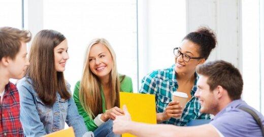 Jaunimas paaiškino, kaip įveikti nedarbą