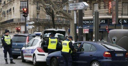 Dėl oro užterštumo Paryžiuje ribojamas eismas