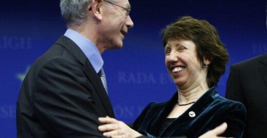 """<font color=""""#6699cc""""><strong>Klausimėlis gatvėje:</strong></font> Kas yra ES prezidentas ir užsienio reikalų ministras?"""