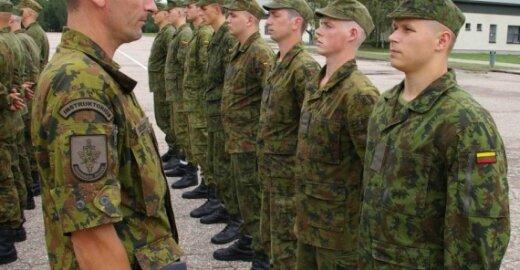 Krizė skatina Europos karinį bendradarbiavimą