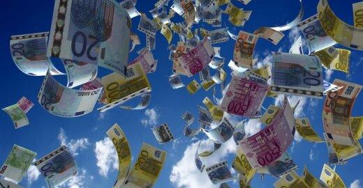 Sėkmės receptas: kaip uždirbti daug pinigų? (II)