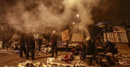 ES siųs į neramumų draskomą Ukrainą aukščiausio rango atstovus