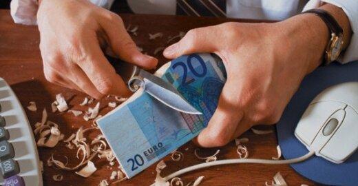 ES spauda: Ar įmanoma sustabdyti visuotinį išlaidų karpymą ES?