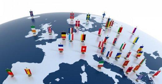 ES šalys kovoja dėl savo suvereniteto