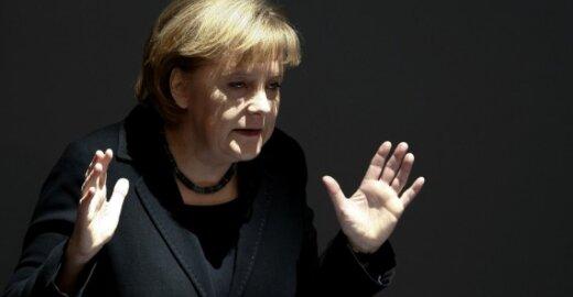 A. Merkel dalyvaus Lenkijos prezidento laidotuvėse