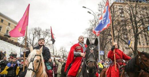 Kodėl Ukrainos eurorevoliucija nepavyko?