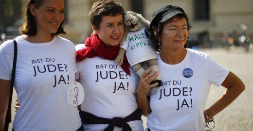 Kai su žydais juokaujama apie turtus, o su jordaniečiais apie bombas