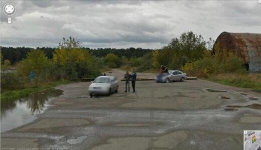 """Neregėta Lietuva: """"Google street view"""" versija"""