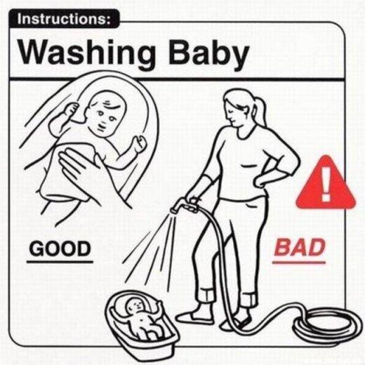 Kūdikių priežiūra
