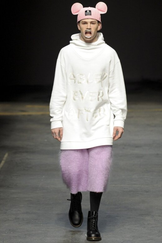 Siaubą kelianti mada: pamatykite, kaip tikrus vyrus įsivaizduoja drabužių dizaineriai