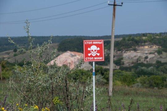 Cheminių atliekų saugyklos po senomis užtvankomis – pakaktų vieno sprogmens, kad Donbase prasidėtų ekologinė katastrofa