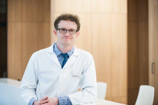 """""""Northway"""" medicinos centro Klaipėdoje gydytojas urologas Marius Jasėnas"""