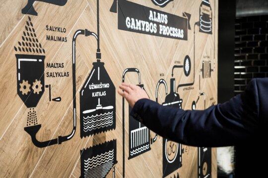 Šio verslo gamyklos Lietuvoje išbando išskirtines inovacijas: štai kaip viskas atrodo iš vidaus