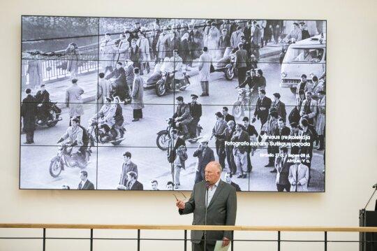Antano Sutkaus fenomenas: kaip nuotraukos iš praeito šimtmečio kiekvieną kartą tampa sensacija