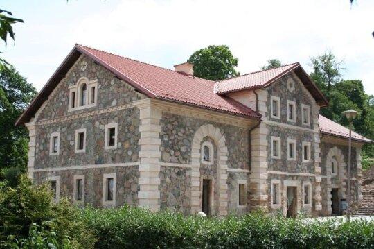 Buvęs dvaro malūnas XIX a.
