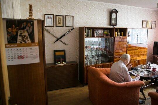 Žiaurius sovietų kankinimus išgyvenęs partizanas Šviedrys dabartinę Lietuvą įvertintų ketvertu