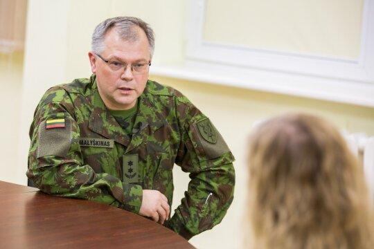 """<span style=""""color: #ff0000;""""><strong>Военная история:</strong></span> было желание вернуться из России домой и служить в Литовской армии"""