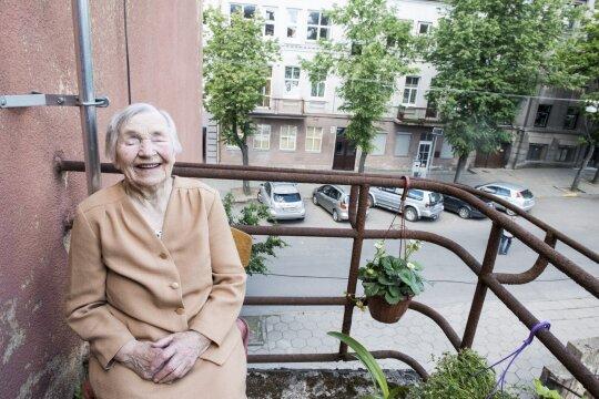 Ilgaamžė Teklė: pamatę Laisvės alėja žygiuojančius rusų karius, kas antras liejo ašaras