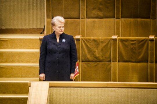 Kunigas rėžė Seimui dėl V. Landsbergio