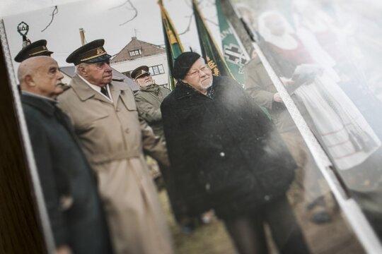 Miško broliai. Paskutinis atviras pokalbis su partizanu Uosiu: ne už tokią Lietuvą kovojom