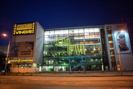 Naujas kino teatras Vingis