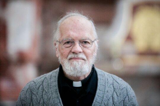 Kunigas Antanas Saulaitis