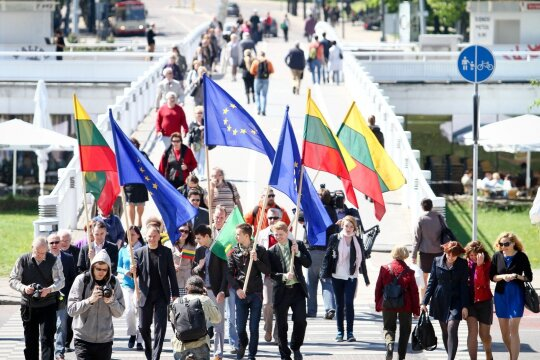 Mitas, kuris Briuselį pristato kaip naująją Maskvą, ES – kaip SSRS