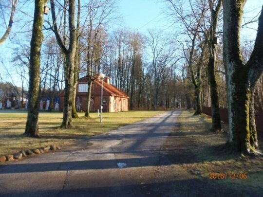 Karalių dvaras Panemunėje, menantis tarpukario Lietuvą ir nacių sušaudytą Lietuvos genijų