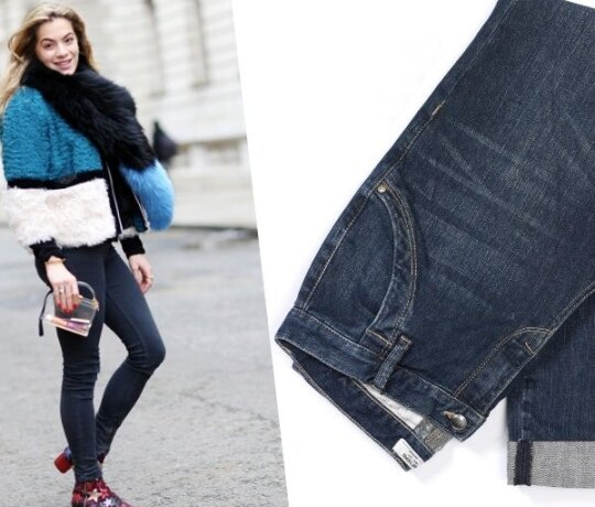 Patarimai, kaip išsirinkti tobulai tinkančius džinsus (FOTO)
