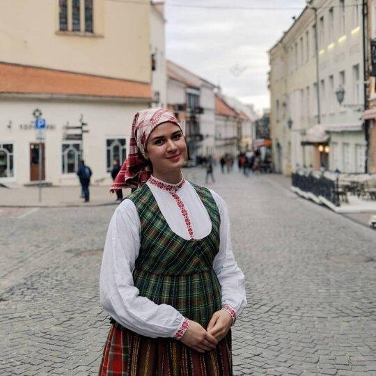 Анна Каминскене