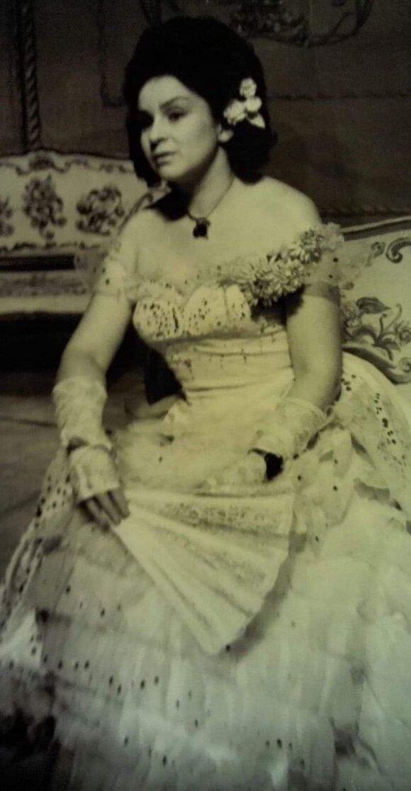 """Irena Milkevičiūtė, Violeta """"Traviatoje"""""""
