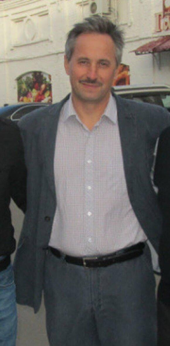 Andrejus Averianovas, Odnoklassniki nuotr.