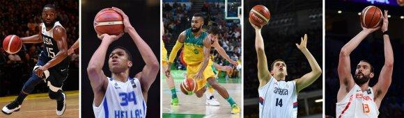 Nuo aukso – iki fiasko jau pirmame etape. Ką nusikaldins sau Lietuvos krepšinio kalviai Kinijoje?