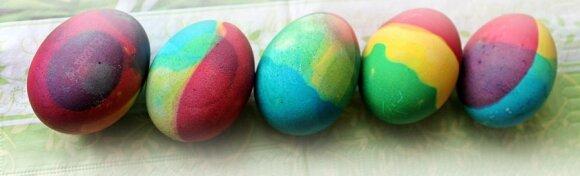 """<span style=""""color: #ff0000;"""">Marginame kiaušinius:</span> mažai darbo, o rezultatas – pritrenkiantis"""