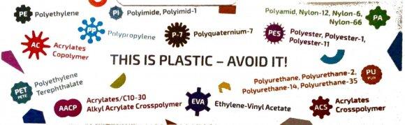 Plastikų pavadinimai