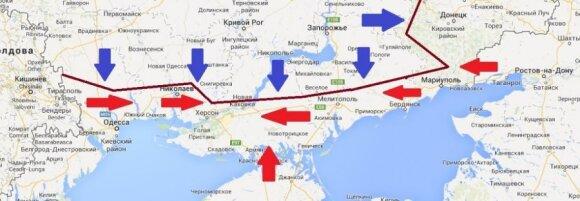 Луганск под контролем сепаратистов, сообщают о взрывах под Мариуполем
