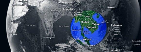 Metas keliauti, nėra kada laukti: 6 savaitės Pietryčių Azijoje